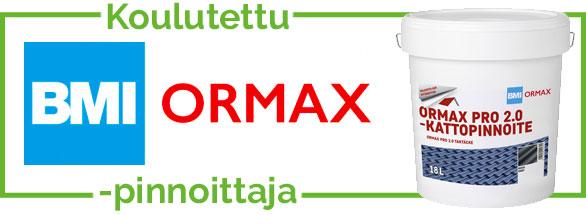 Aldeko Ormax-pinnoittaja