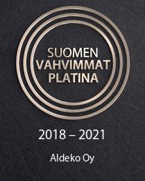 Aldeko, Suomen vahvin platina